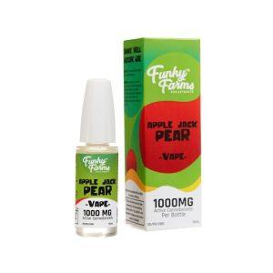FF Apple Jack Pear Vape