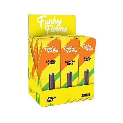 FF Lemon Cake Cart 350mg 9pack