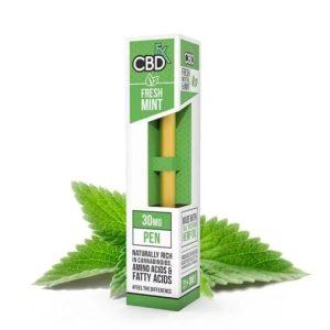 Fresh mint vape pen - CBDfx