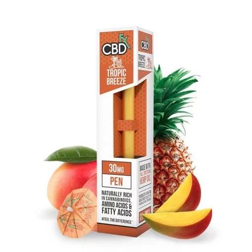 Tropic Breeze Vape Pen - CBDfx