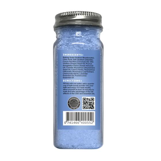 Limitless Cbd Bath Bomb Powder 4oz 50mg