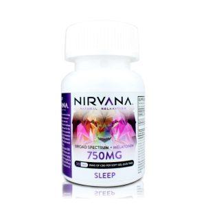Nirvana CBD Sleep Melatonin