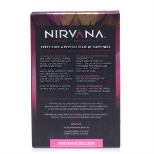 Nirvana Cbd Grapefruit Tincture 30ml