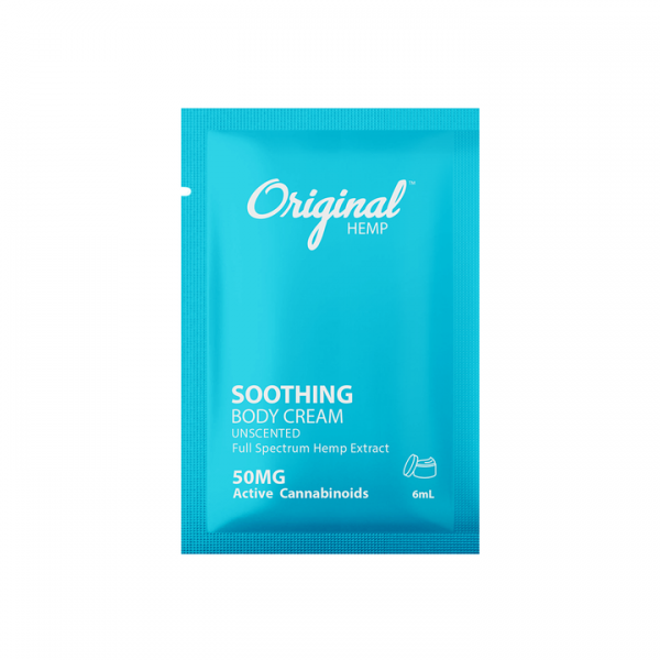 OH DD Soothing Body Cream 1pk