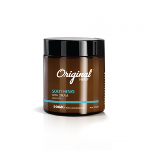 Oh Soothing Body Cream 500