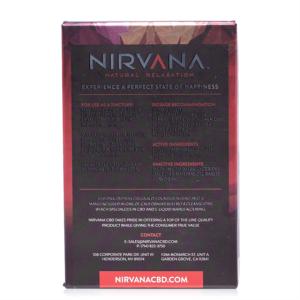 Nirvana Cbd Strawberry Tincture 30ml