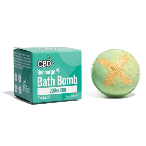 Cbdfx Bath Bomb Recharge