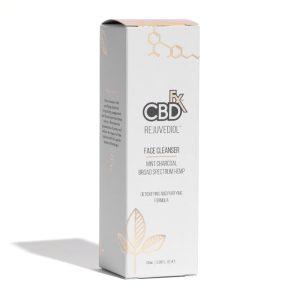 CBDfx Rejuvediol Face Cleanse