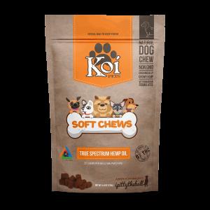 Koi Naturals Hemp Extract CBD Pet Soft Chews