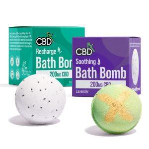 CBD Bath Bomb 200mg