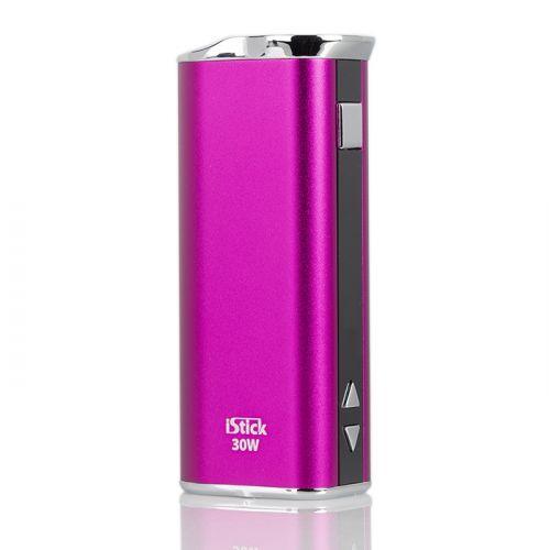 eleaf istick 30w watt full kit pink