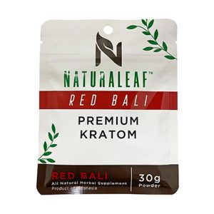 Red Bali Kratom 30 Gram Powder