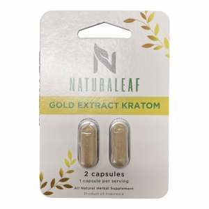 NaturaLeaf Gold Extract Kratom