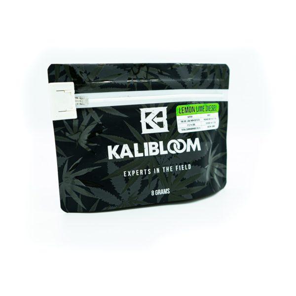 Kalibloom CBD Flower Lemon Lime Diesel