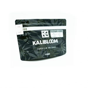 Kalibloom CBD Flower Platinum Cookies