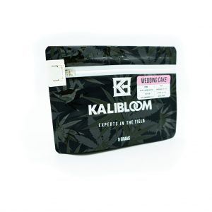 Kalibloom CBD Flower Wedding Cake