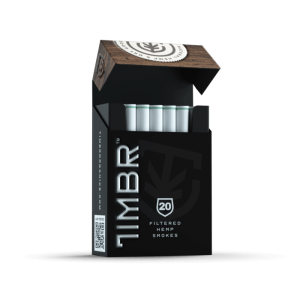TIMBR CBD Hemp Filter Cigarette Smokes