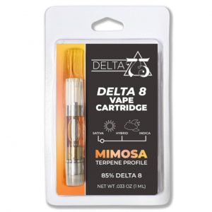 Delta 75 Mimosa Delta 8 Cartridge