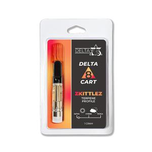 Delta 75 Zkittles Delta 8 Cartridge
