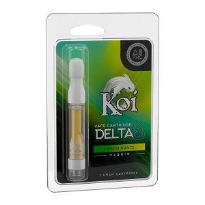 Koi Delta 8 Lemon Runtz Cartridge