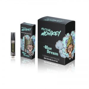 Flying Monkey Blue Dream Delta 8 Cartridge-Indica