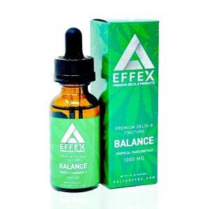Delta Effex Chill Delta 8 Oil Tincture 30mL