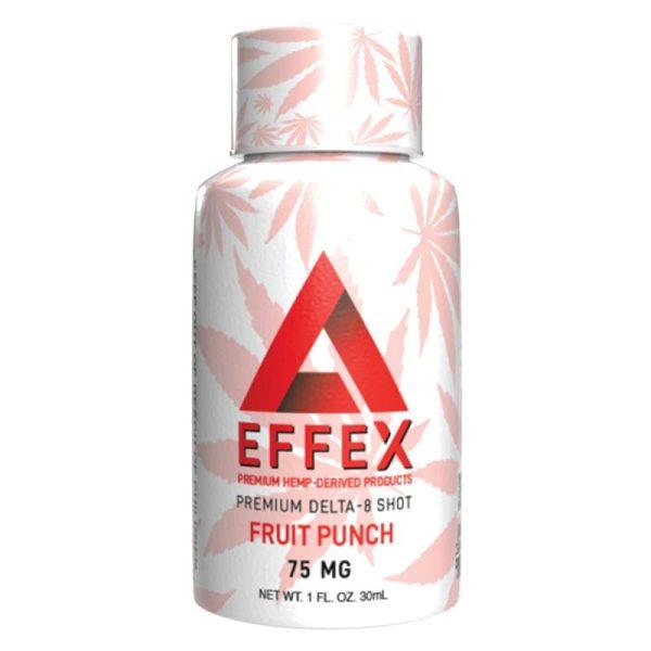 Delta Effex Fruit Punch Delta 8 Shot