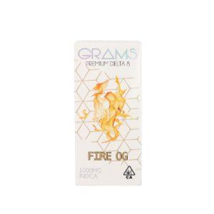 Kalibloom Grams Fire OG Delta 8 Cartridge