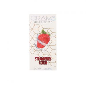 Kalibloom Grams Strawberry Cough Delta 8 Cartridge