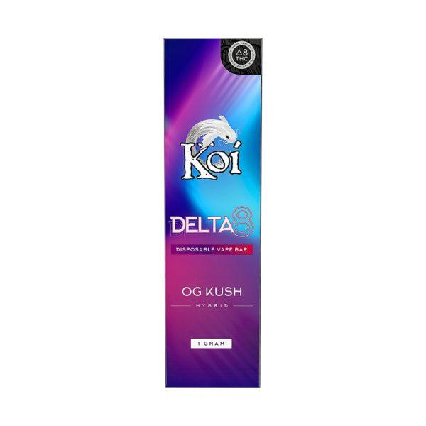 Koi Delta 8 OG Kush 1000MG Disposable Vape Bar