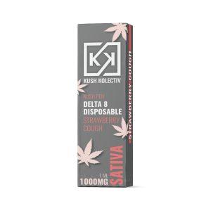 Kush Kolectiv Banana Runtz Delta 8 Disposable
