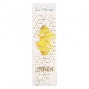 Kalibloom Grams Lemonade Delta 8 Cartridge