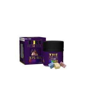 TRU Delta 8 Gummies 375mg