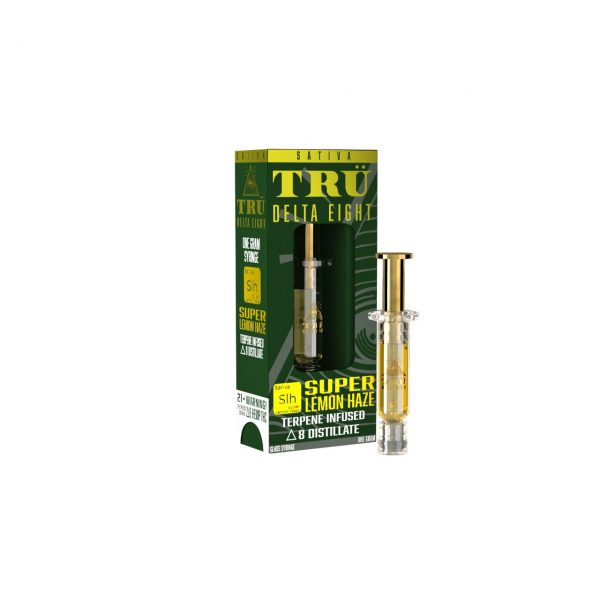 TRU Delta 8 Gelato Syringe