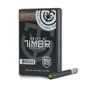 TIMBR Delta 8 Filter Cigarette Smokes